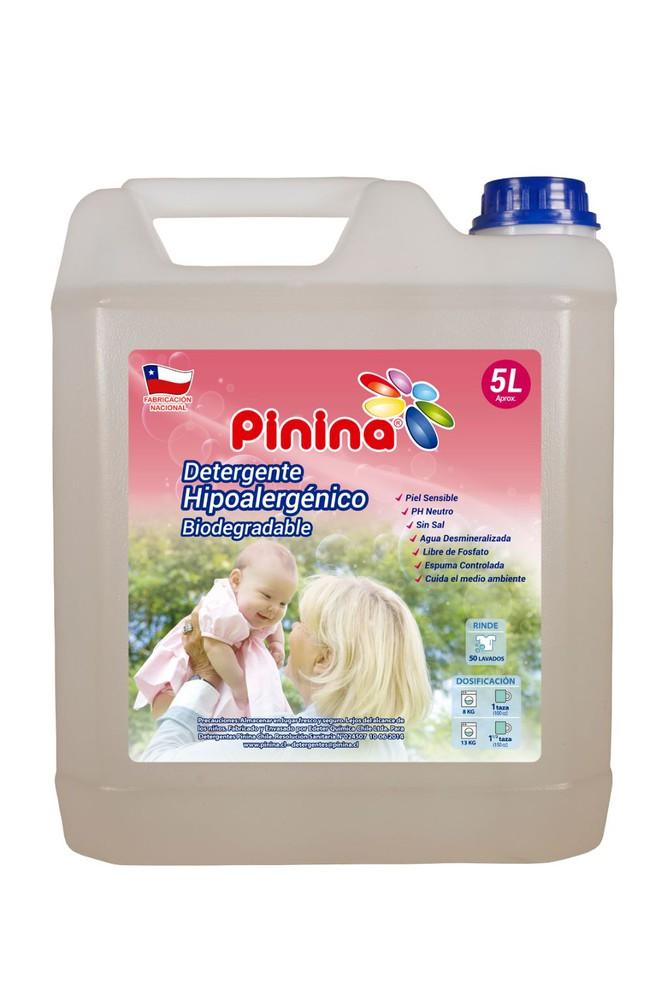 Detergente hipoalergénico premium