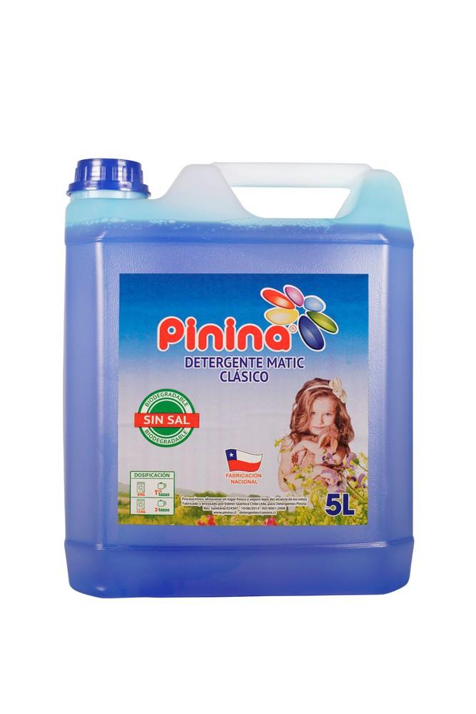 Detergente clásico azul