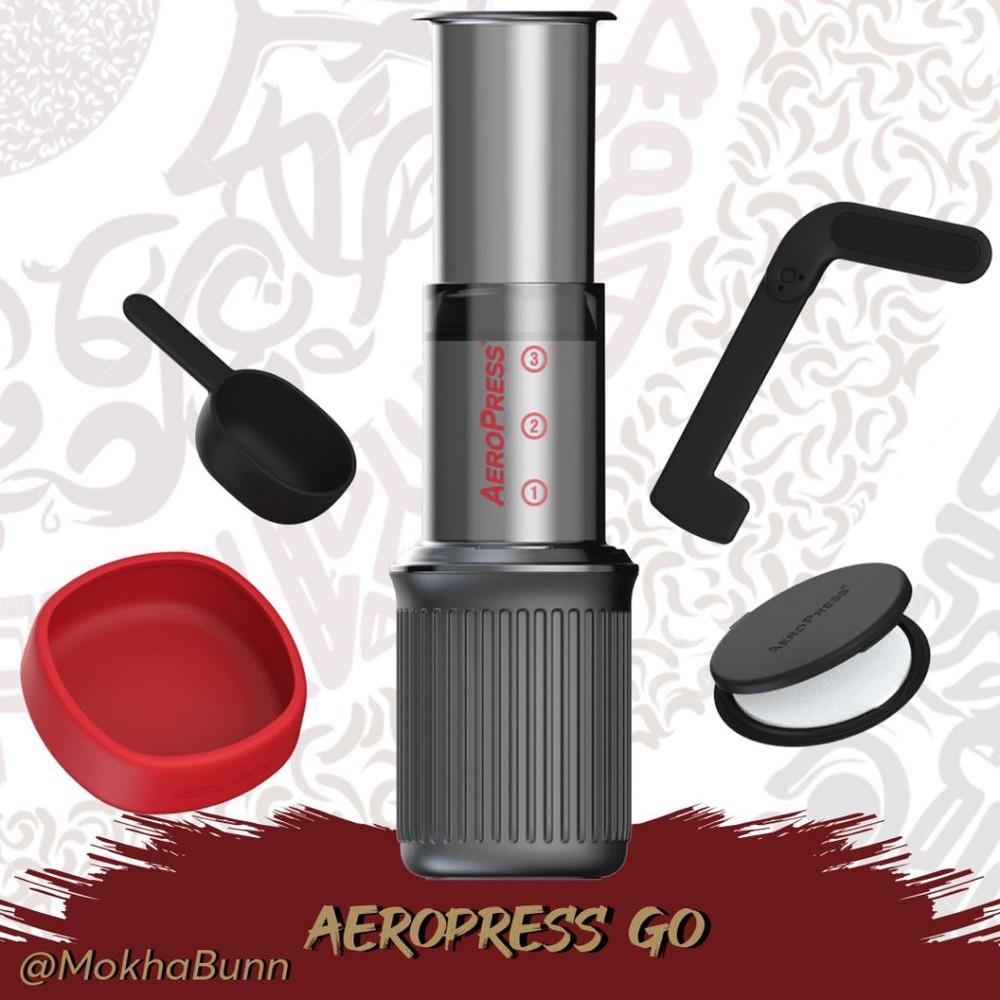Aeropress GO ( Cafetera ) 1 Kit
