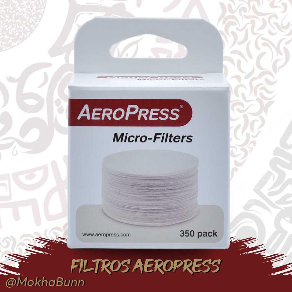 Filtros Aeropress ( 350 unidades ) 1 pack