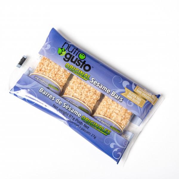Sesame bars original multipack