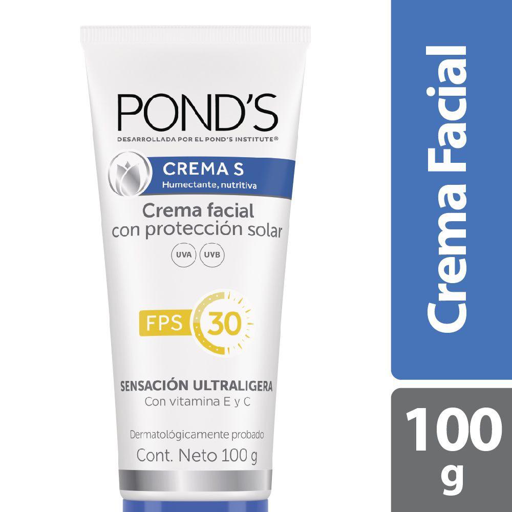 Crema humectante nutritiva s con fps30