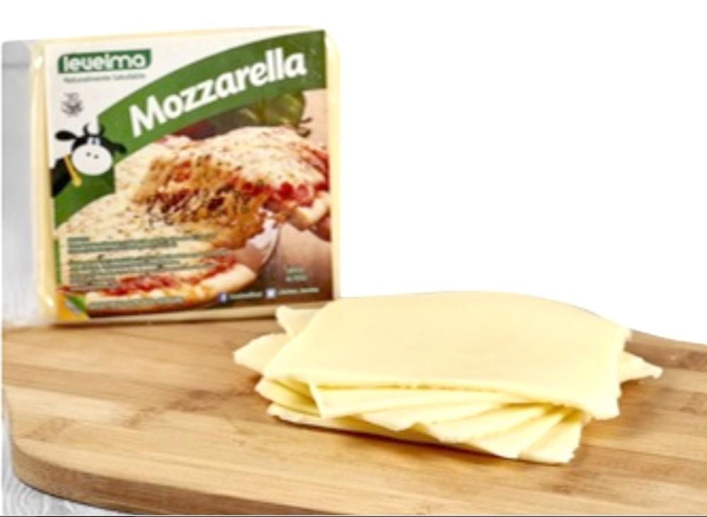 Queso mozzarella tajado 250 g