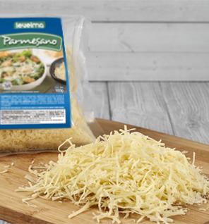 Queso parmesano rallado Bolsa x 100 g