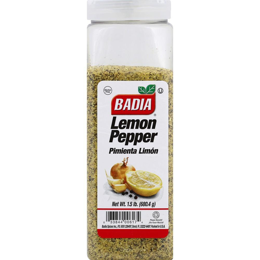 Lemon Pepper Seasoning 1.5 lbs