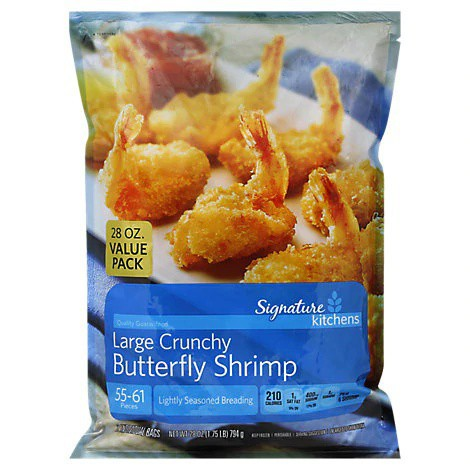 Waterfront Bistro Shrimp Butterfly Breaded 1 Lb Delivery Cornershop