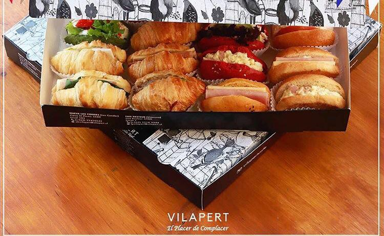 VILAbox Tapados en pan inglés clásico Caja de 25 unidades surtidas