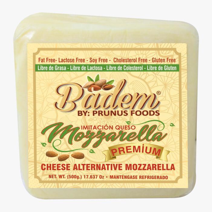 Imitación queso mozzarella premium 500g
