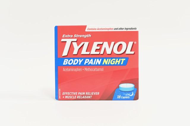 Tylenol body pain night extra strength