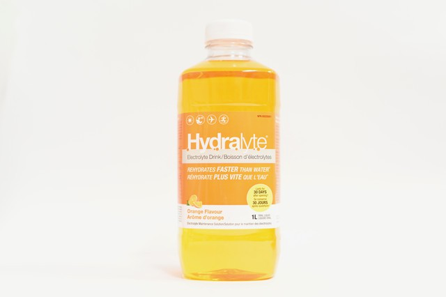Hydralyte electrolyte drink
