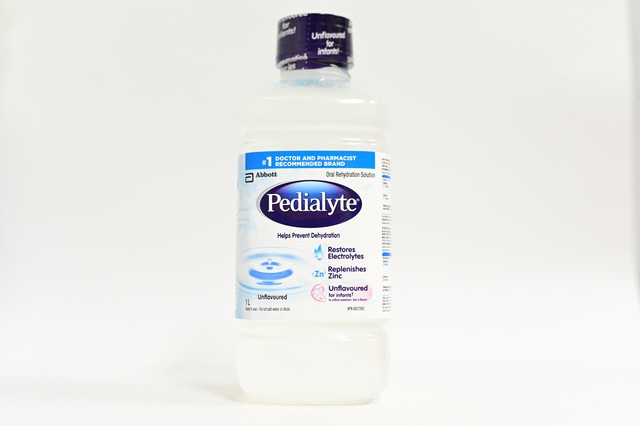 Pedialyte unflavoured