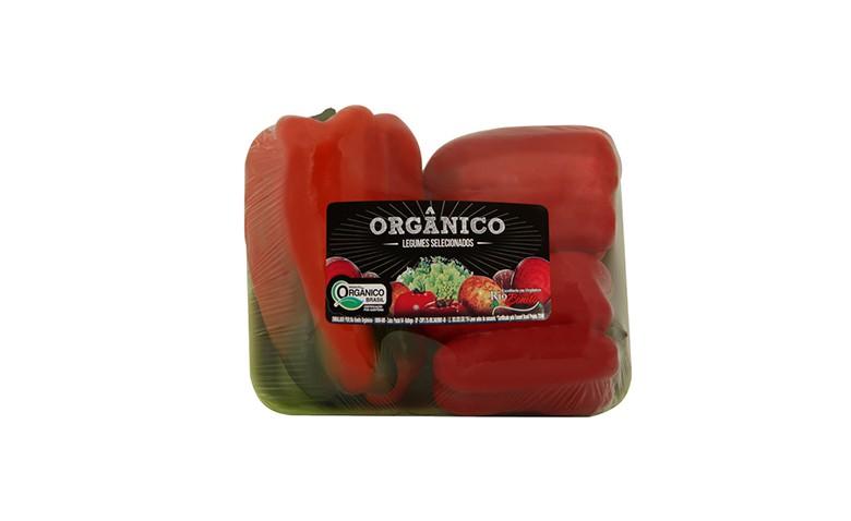 Pimentão sweet orgânico
