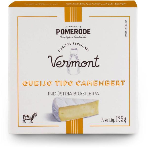Queijos especiais Vermont tipo camembert