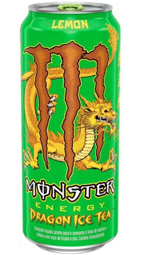Bebida energética Dragon ice tea