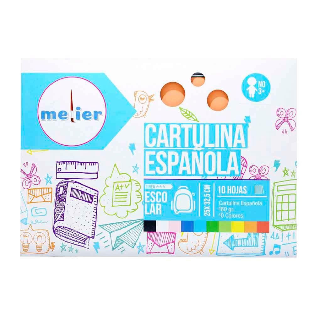Cartulina española