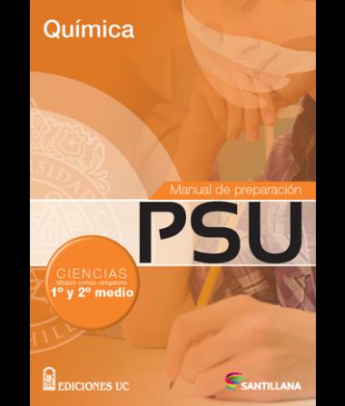 Manual de preparación psu química 1ro y 2do medio