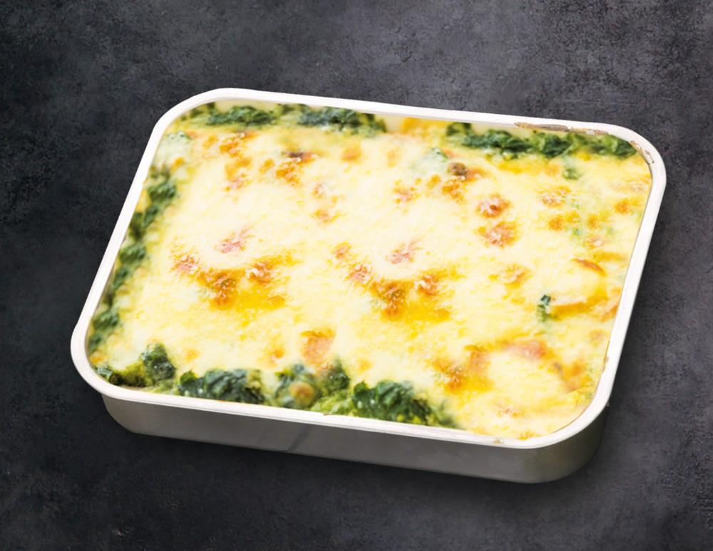 Lasaña vegetariana 6 porciones