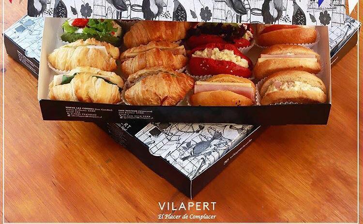 VILAbox Petit Croissant Mediterráneo x20 Caja con 20 unidades