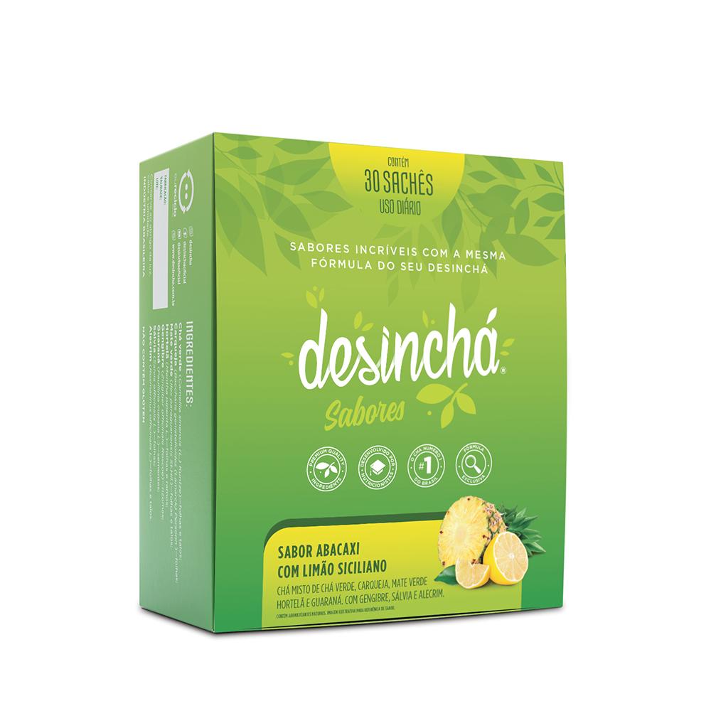 Desincha abacaxi com limão 45g