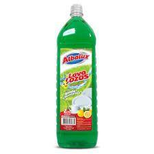 Lavalozas albalux 2 litros Botella 2 Litros