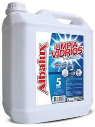 Limpia Vidrios Multiusos 5 lts.