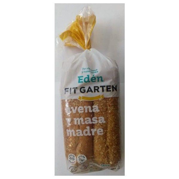 Pan Eden Avena Hot Dog