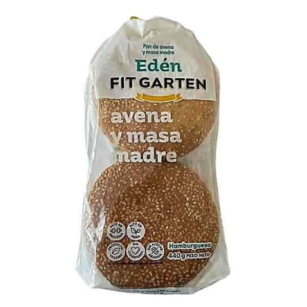 Pan Eden Avena Hamburguesa