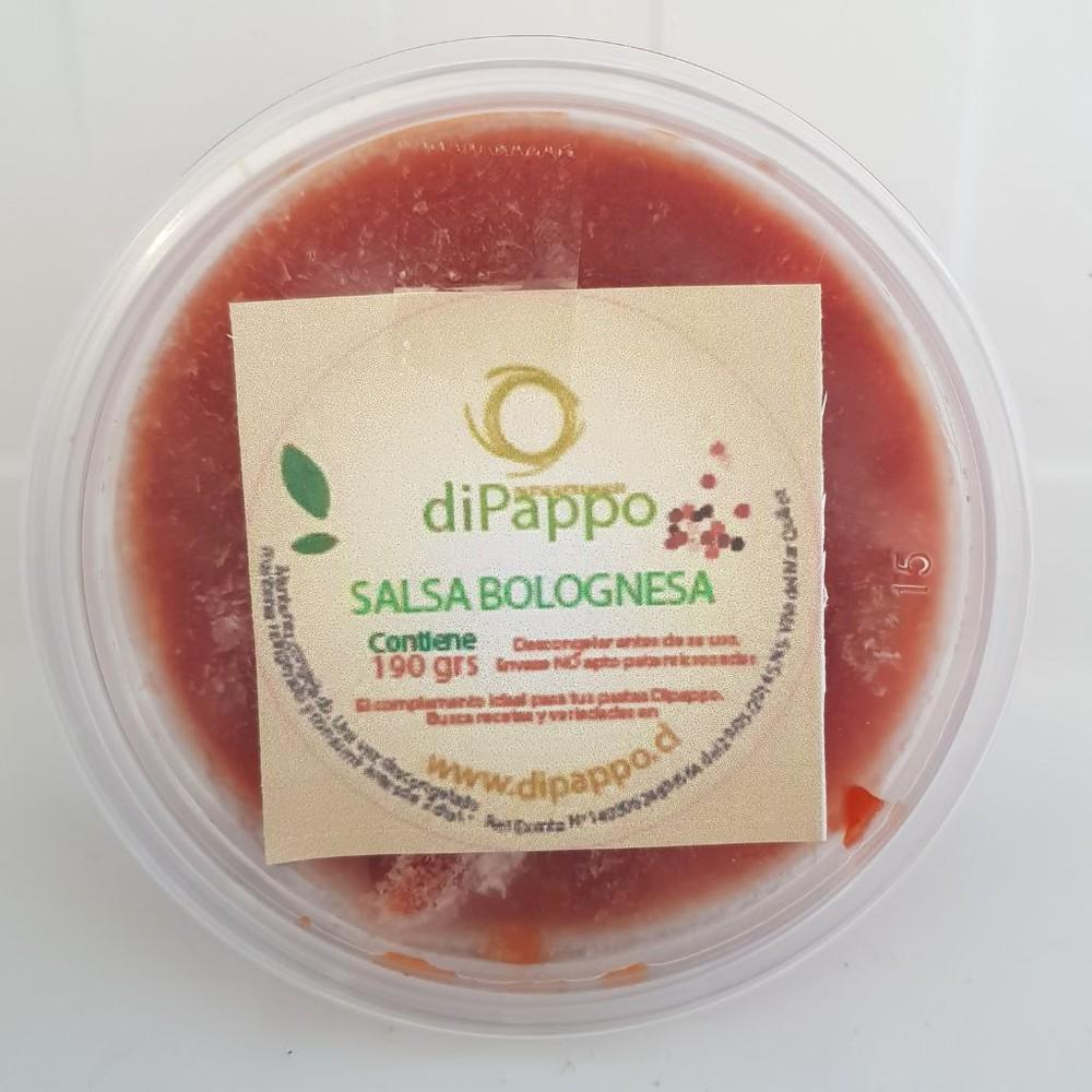 Salsa bolognesa 190 grs