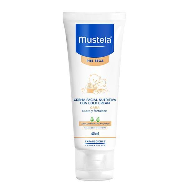 Crema facial nutritiva cold cream