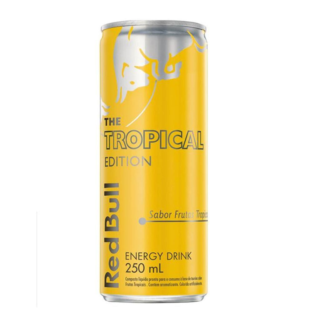 Energético energy drink tropical
