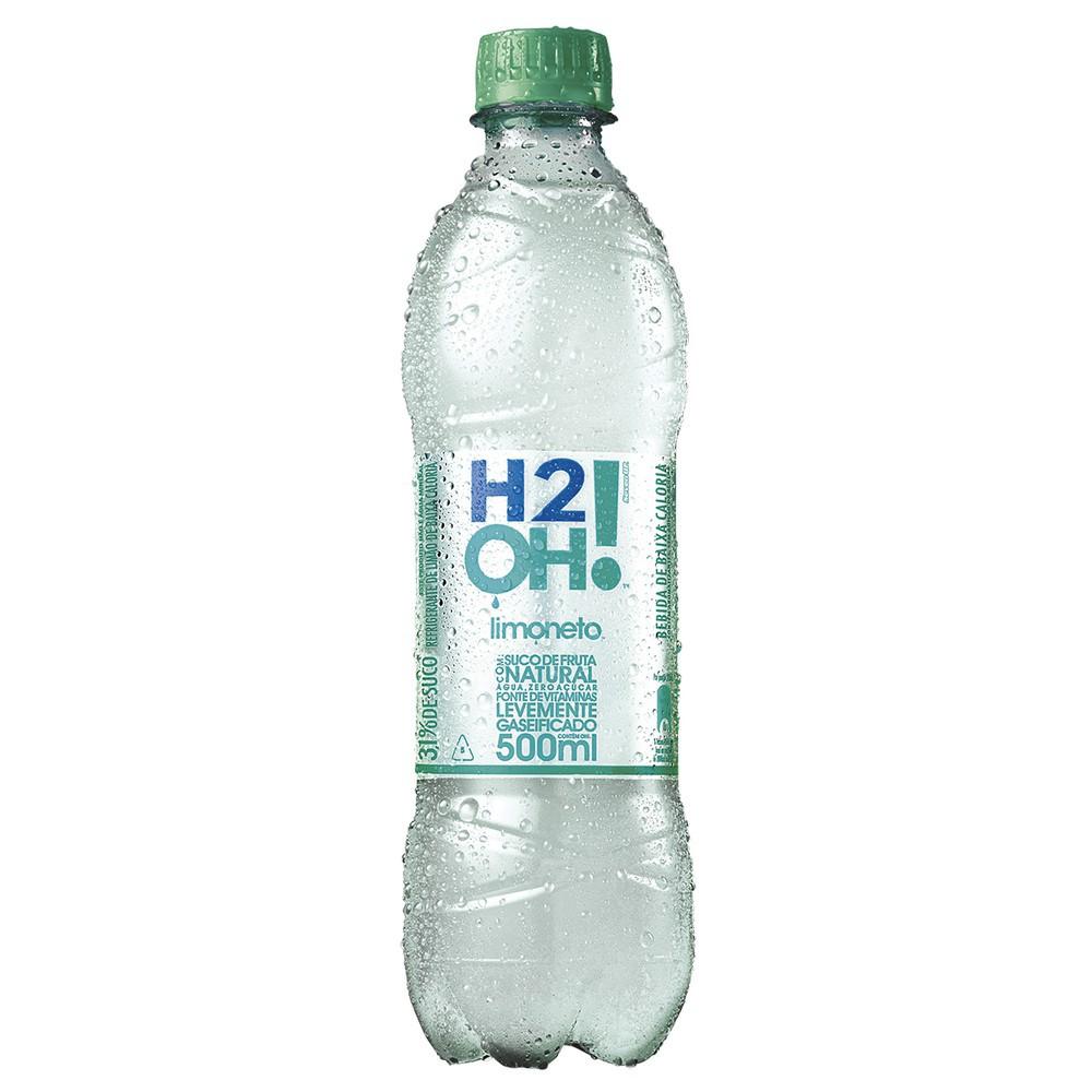Refrigerante limoneto zero açúcar