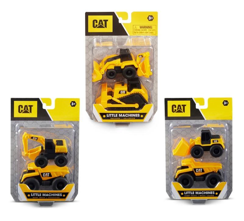 Cat pack maquinarias mini