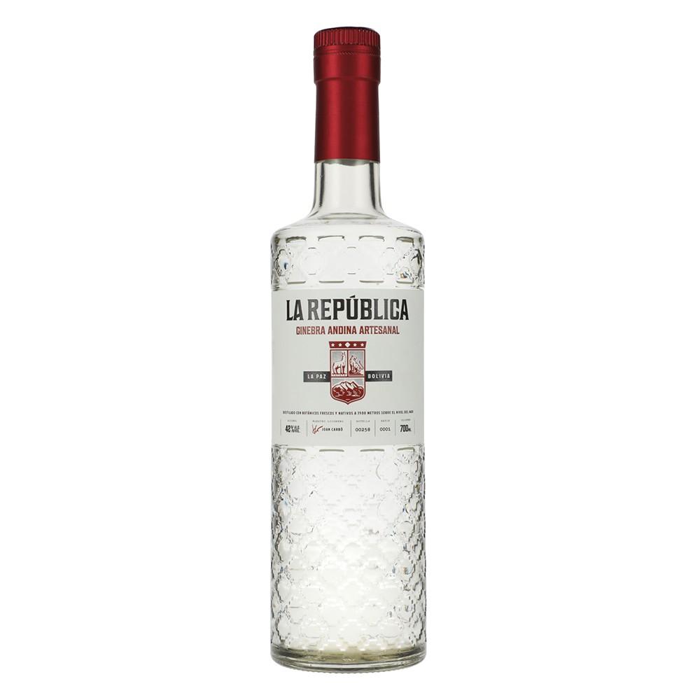 Gin Andina Botella 700 ml