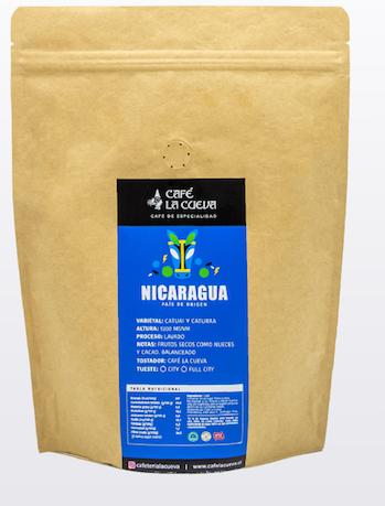 """Café en grano """"nicaragua"""""""