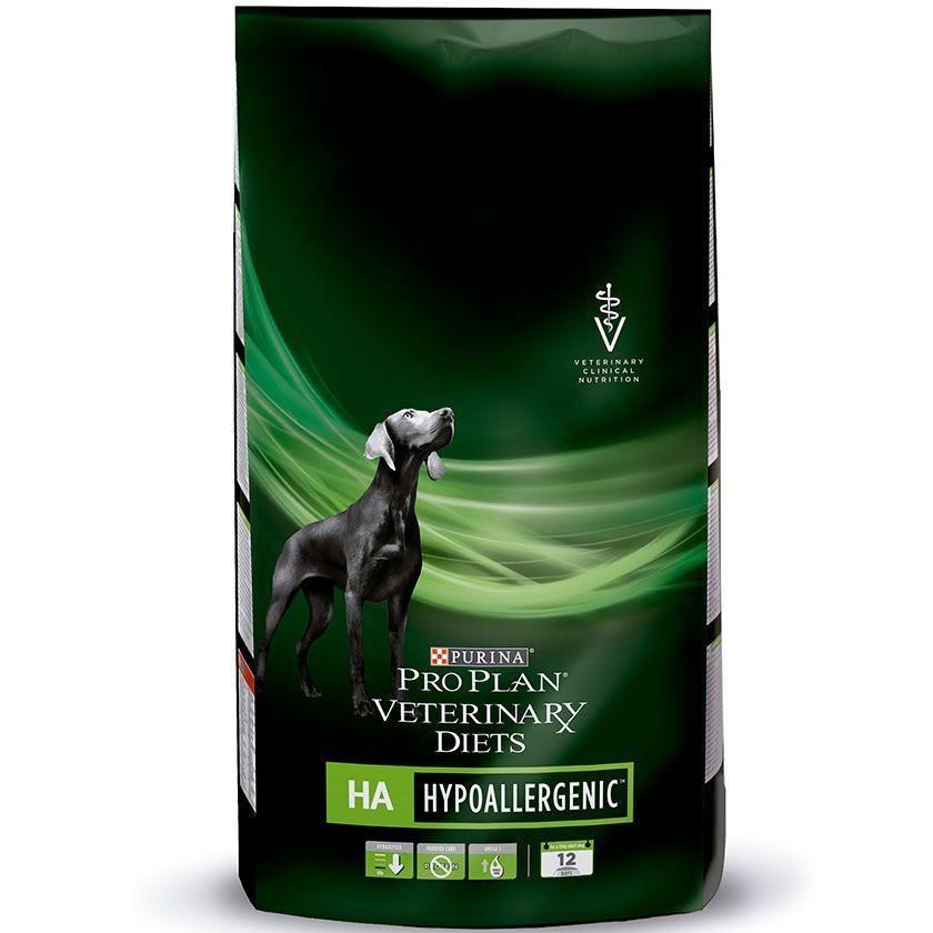 Veterinary diets ha perro