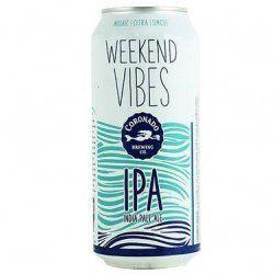 Cerveza ipa weekend vibes 473 ml