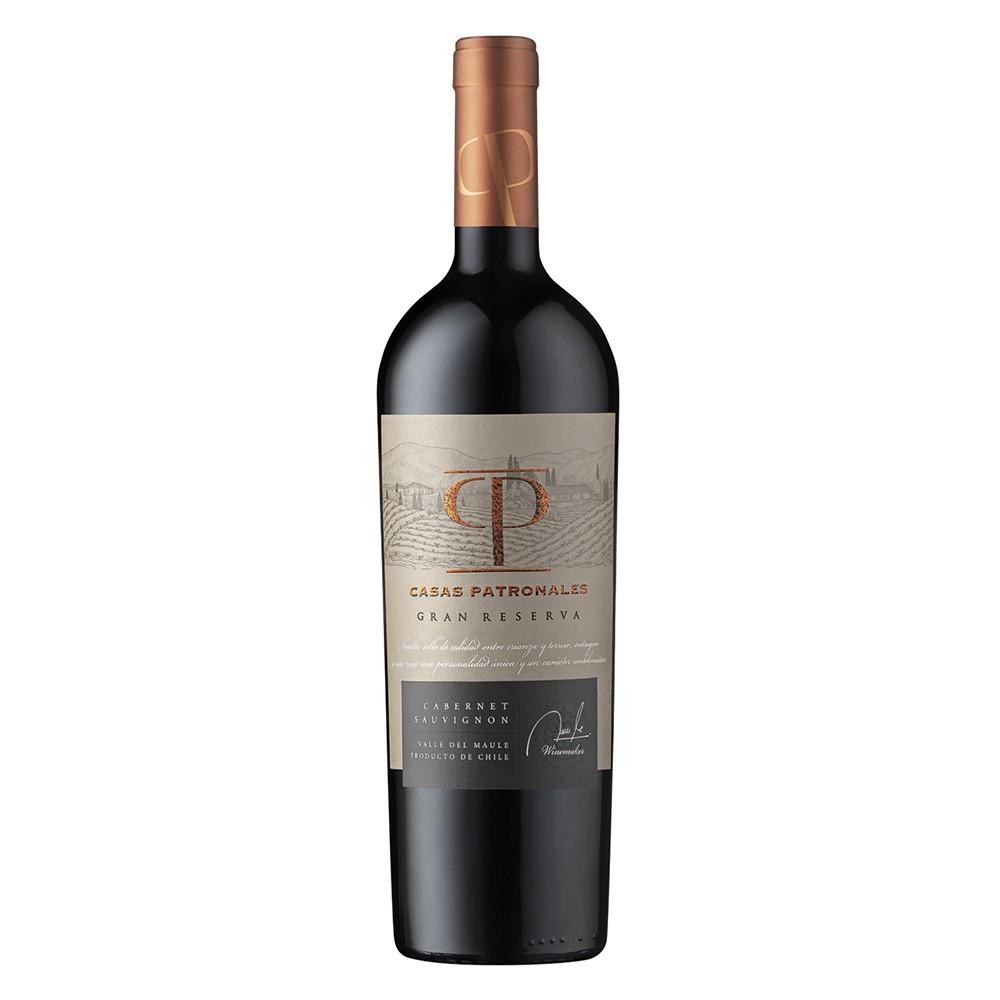Vino Cabernet Sauvignon Botella 750 ml