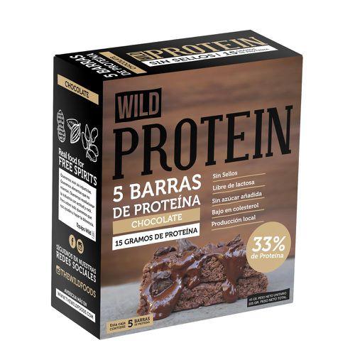 Barra proteína chocolate