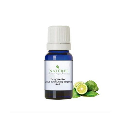 Aceite esencial bergamota orgánica 5 ML.