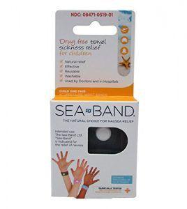 Pulseras  Anti-mareos para Niños 2 Unidades