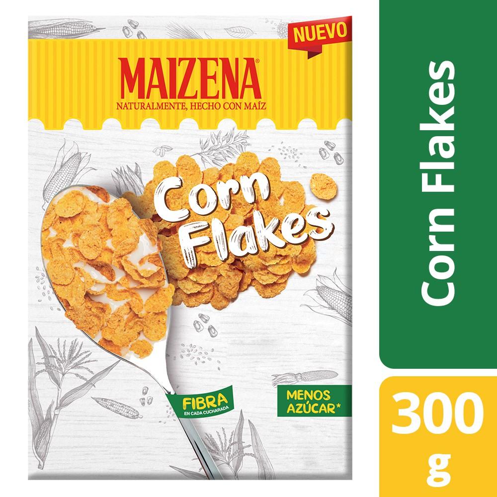 Cereal hojuela de maíz