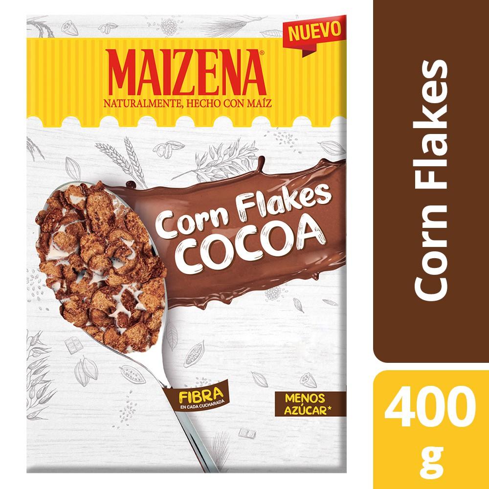 Cereal hojuela de maíz cocoa