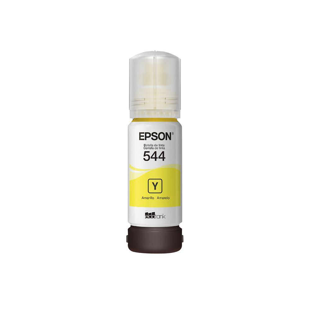 Tinta impresora 544 Y amarillo