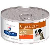 Ração úmida para cães e gatos condições críticas 156g
