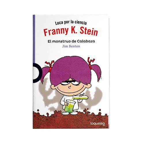 Franny k. stein. monstruo de la calabaza