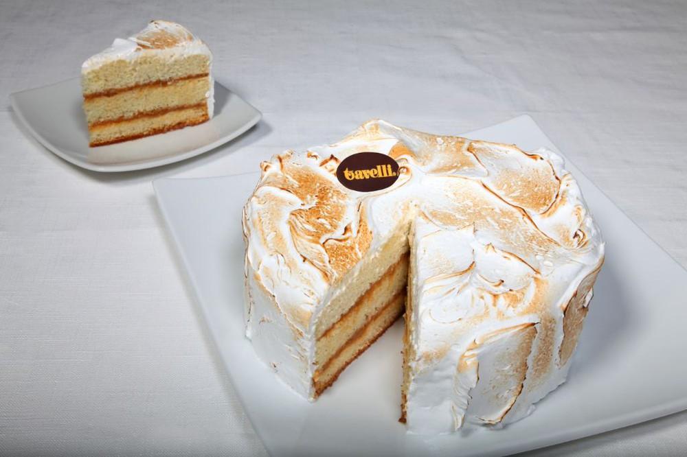 Torta Cuatro Leches 18  porciones de 125 g