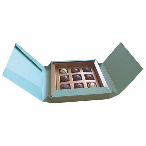 Caja Bombones Origami