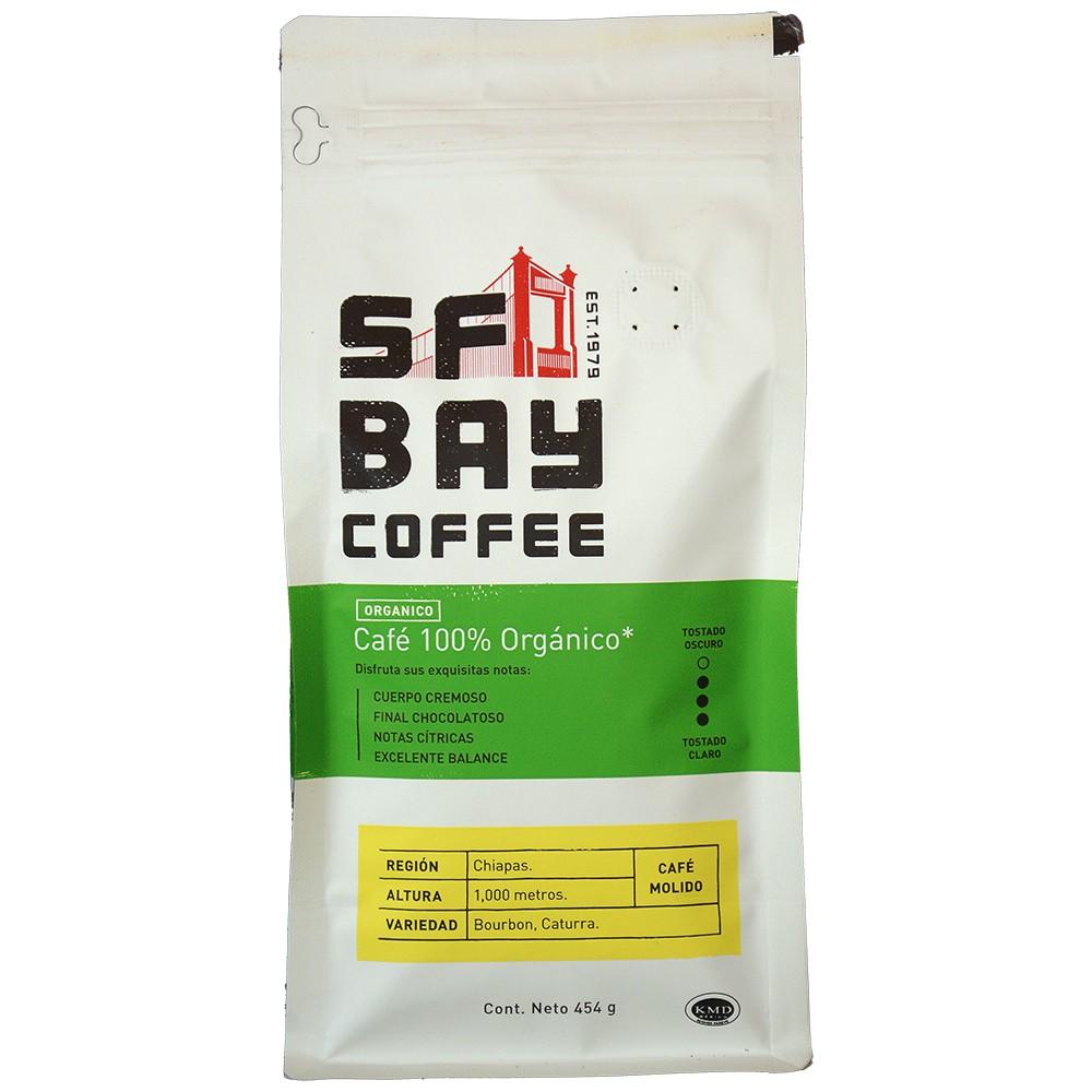 Café 100% organico