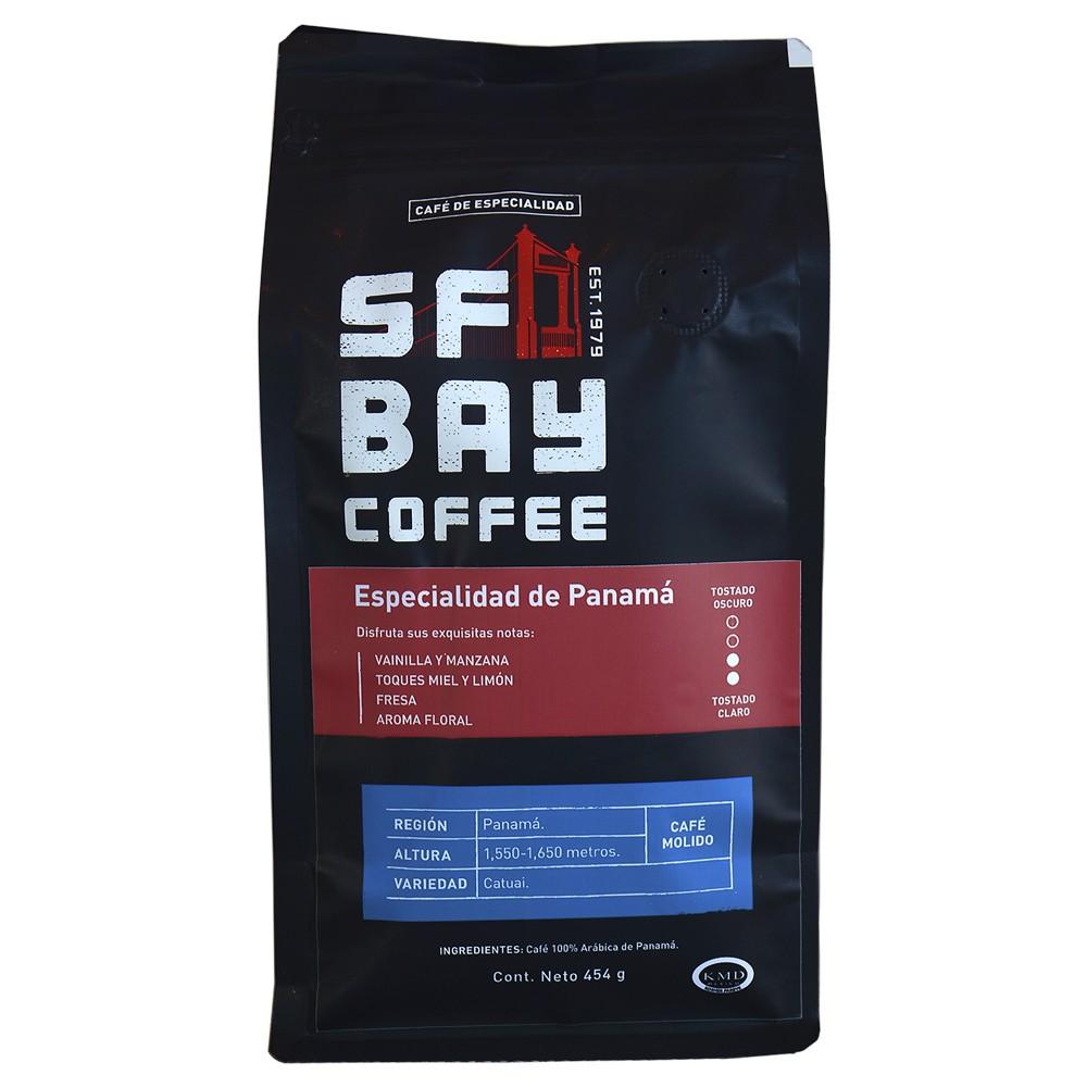 Café especialidad de Panama