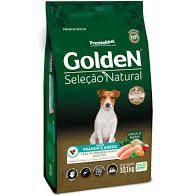 Ração para cães adultos seleção natural Golden 10,1 kg